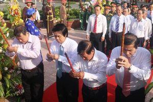 Tưởng niệm 155 năm Ngày Anh hùng dân tộc Trương Định tuẫn tiết