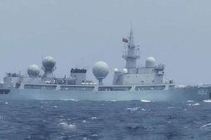 Trung Quốc lộ rõ tham vọng ở biển Đông