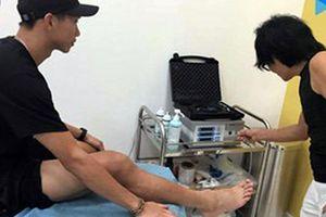 Mời 'Thần y' Choi Ju Young chữa trị cho Văn Hậu
