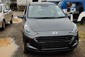 'Chạm mặt' xe giá rẻ Hyundai Grand i10 Nios mới
