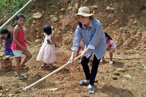 Quan Sơn (Thanh Hóa): Gian nan ngày tựu trường vùng lũ