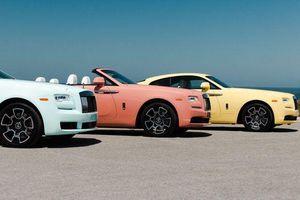 Chiêm ngưỡng trọn bộ sưu tập Rolls-Royce 'sang chảnh'