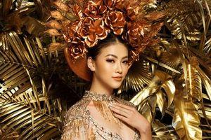Phương Khánh rạng rỡ diện lại bộ trang phục 'huyền thoại' ở Miss Earth