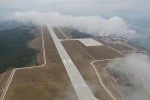 Trung Quốc mở cửa sân bay 'nằm trên biển mây'