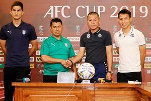 Hà Nội FC đặt tham vọng đánh bại câu lạc bộ Altyn Asyr