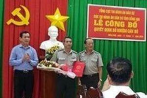 Đồng Nai: Bổ nhiệm Chi Cục trưởng Chi cục THADS huyện Nhơn Trạch