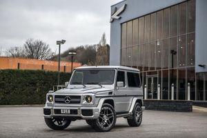Mercedes-Benz G-Class đời 2002 rao bán gần 2 tỷ đồng