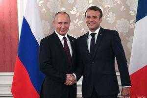 Vì sao Tổng thống Pháp Macron cần gặp Tổng thống Nga Putin?