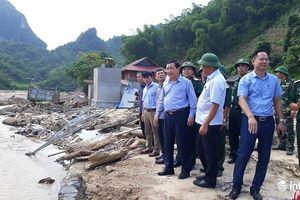 Thanh Hóa: Lũ quét tại Sa Ná là do dòng suối Son bị nghẽn