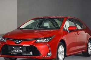 Toyota Altis 2020 chuẩn bị ra mắt thị trường Đông Nam Á có gì khác biệt?