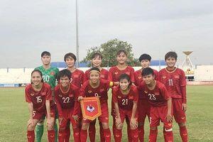 Đánh bại Myanmar, ĐT nữ Việt Nam lọt vào bán kết giải vô địch Đông Nam Á