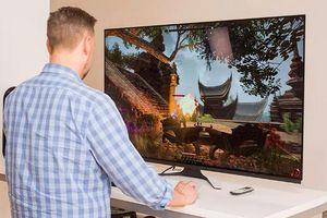 Dell công bố màn hình OLED chơi game 55 inch đầu tiên trên thế giới