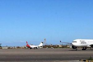 Mỹ quan ngại trước các cuộc tấn công vào các sân bay ở Libya