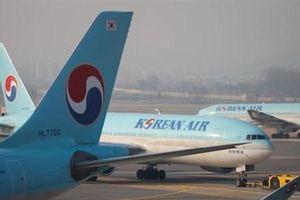 Korean Air của Hàn Quốc giảm các chuyến bay tới Nhật Bản