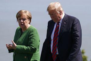 Quan hệ Mỹ - Đức lao dốc thấp nhất mọi thời đại