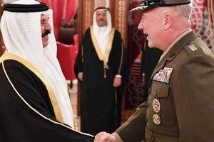 Bahrain tham gia bảo vệ tuyến vận tải biển ở vùng Vịnh
