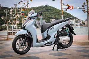 Mãn nhãn ngắm Honda SH 300i độ diện mạo siêu chất của biker xứ biển