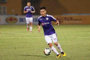 CLIP: Quang Hải ghi bàn tuyệt đẹp, nâng tỷ số lên 2-1 cho CLB Hà Nội