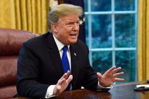 Tổng thống Mỹ Trump phủ nhận nguy cơ suy thoái kinh tế