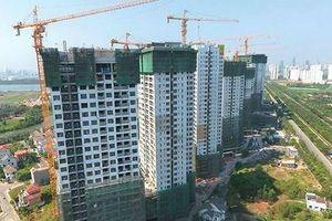Phân nhóm công trình có số tầng cao tối đa được phép xây dựng