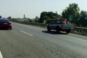 Kiến nghị thu phí trở lại cao tốc Tp. Hồ Chí Minh - Trung Lương