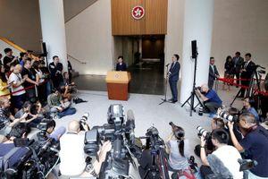 Đặc khu trưởng Hong Kong: 'Biểu tình ôn hòa là một bước ngoặt'
