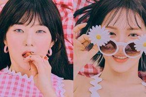 Khoảnh khắc cực đáng yêu này của hai nữ thần Irene và Wendy (Red Velvet) khiến fan thích thú!