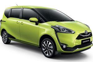 Toyota tung mẫu xe MPV đẹp long lanh giá 570 triệu đồng