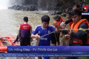 Gia Lai tìm thấy thi thể 3 nạn nhân đuối nước khi đi chơi thác