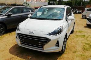 Lộ diện Hyundai Grand i10 Nios 2020 trước giờ 'G'