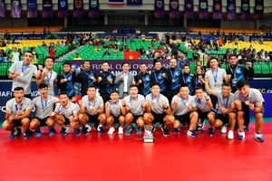 AFC ấn tượng với CLB Thái Sơn Nam ở Giải Futsal CLB châu Á 2019