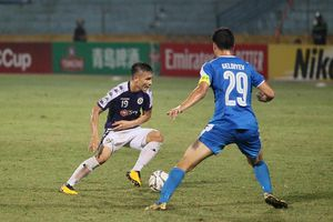 Quang Hải lập cú đúp siêu phẩm, Hà Nội FC thắng kịch tính tại bán kết AFC Cup 2019