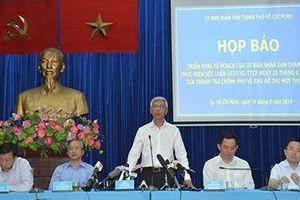 TP Hồ Chí Minh nỗ lực khắc phục sai phạm tại Thủ Thiêm