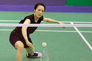 Vũ Thị Trang gây sốc tại giải cầu lông thế giới
