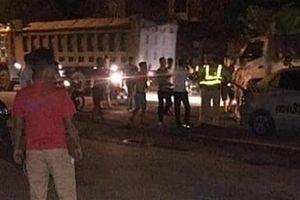 Bị kiểm tra, 3 thanh niên lao vào tấn công CSGT