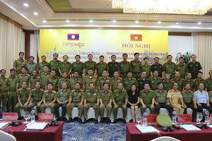 Kiên quyết ngăn chặn các đường dây ma túy trên biên giới Việt - Lào