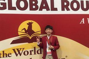 HS Việt Nam tỏa sáng tại cuộc thi The World Scholar's Cup