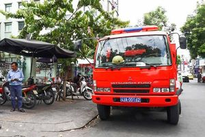 Bệnh viện Đà Nẵng lần đầu tiên phải nhận 'viện trợ' nước sạch