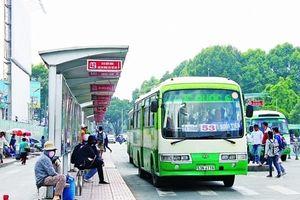 Tăng hơn 1.000 chuyến xe buýt phục vụ khách dịp nghỉ lễ 2-9