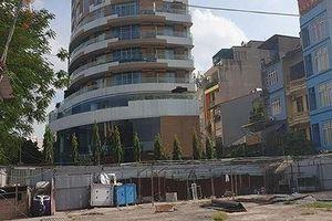 Hà Nội: Một vụ cưỡng chế bãi đỗ xe bị tố thực hiện sai quy định