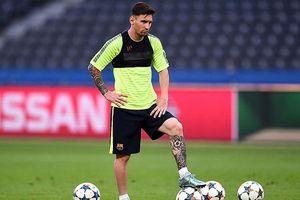 Barcelona nhận tin vui về Lionel Messi