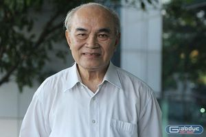 Giáo sư Lâm Quang Thiệp có 5 góp ý để đào tạo giáo viên