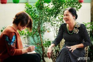 Nghệ sỹ Kim Tân và niềm vinh dự được biểu diễn cho Bác Hồ xem