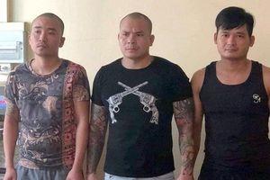 Quang 'Rambo' và 4 đồng phạm bị khởi tố về tội Cưỡng đoạt tài sản