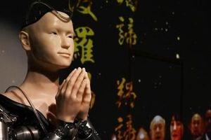 Độc đáo 'sư robot' thời công nghệ 4.0 ở Nhật Bản