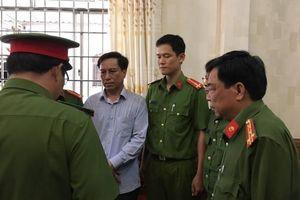 Bắt nguyên Chủ tịch cùng Phó chủ tịch UBND TP.Trà Vinh
