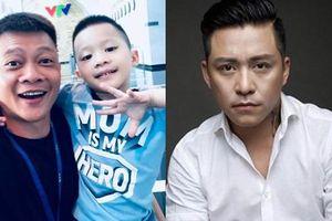 Lấy tên ca sĩ Tuấn Hưng mang ra 'chém gió' với cô giáo, con trai 6 tuổi khiến BTV Quang Minh 'ngất trên cành quất'