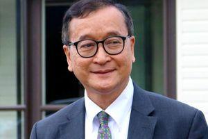 Campuchia: Thủ tướng và con rể kiện thủ lĩnh đối lập lưu vong