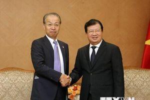 Công ty Nhật Bản JX NOEX muốn đầu tư lâu dài tại Việt Nam