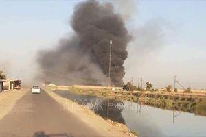 Nổ kho đạn ở miền Trung Iraq, 7 người thương vong